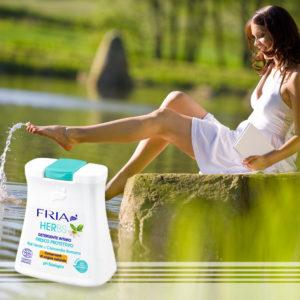 fria herbs detergente intimo